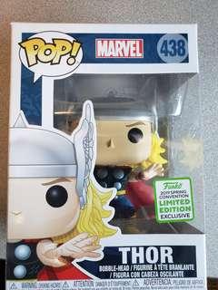 ECCC exclusive Funko Pop Classic Thor