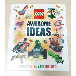 LEGO : AWESOME IDEAS - WHAT WILL YOU BUILD?
