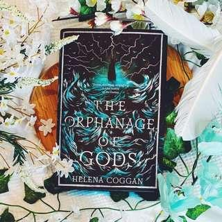 Exclusive Signed Edition The Orphanage of Gods (Illumicrate)
