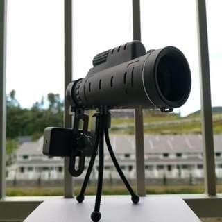40x60 Monocular Binocular Telescope Mini! Zooming 1KM