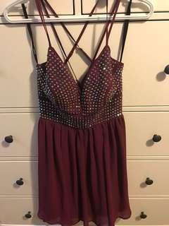 New with tags semi formal dress