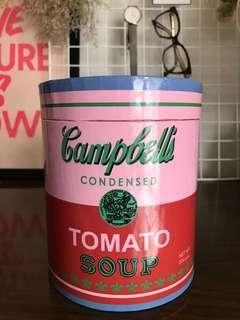 Andy Warhol Campbell Soup Puzzle