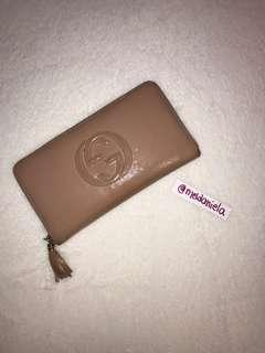 Authentic Gucci Wallet- Lightly Used