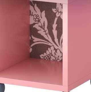 IKEA Flower Night Stand (Pink)