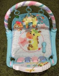 Baby Playmat with Musical and Light