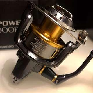 Shimano Twinpower SW 6000 PG