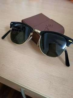 Ray ban's clubmaster foldable sunglass