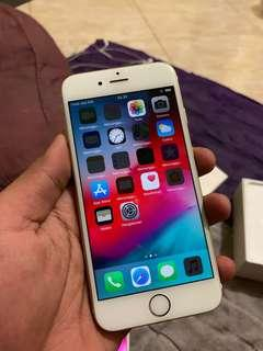 iPhone 6 64gb tuker tambah