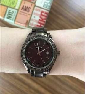 Jam Fossil seri ES3022