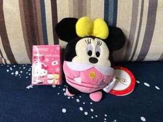 Disney Minnie Mouse 圓滾滾系列 米妮