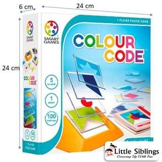 Smart Games - Puzzle Game - Colour Code