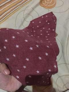 scarf pull n bear