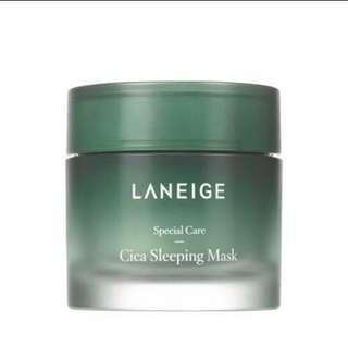 🚚 [Instock] - Laneige Cica Sleeping Mask 60ml