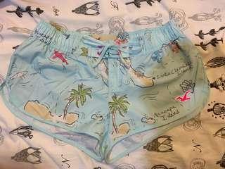 🚚 Hollister 正版海灘短褲