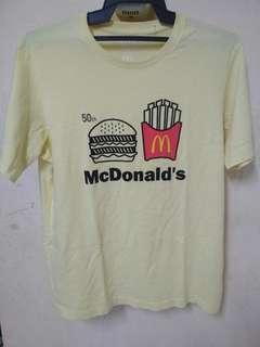 Big Mac 50th McDonald's Uniqlo T Shirt