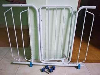 Baby Safety Gate with Extension