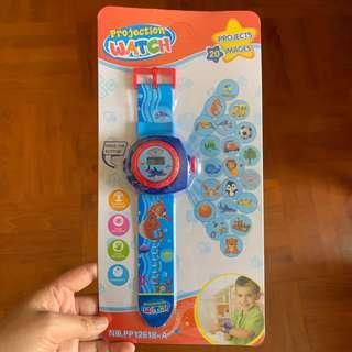 兒童投影錶