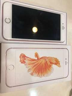 IPhone6S 64G Plus Rose Gold 5.5 inch