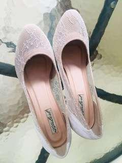 Ittaherl high heels lace white