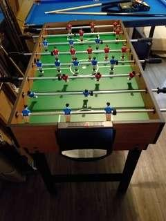 CLEARANCE 4-IN-1 GAME TABLE