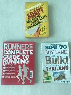 🚚 Runners guide and how to build a house and buy land in thailand