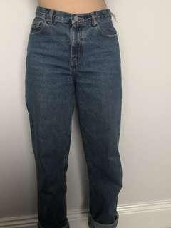 Calvin Klein boyfriend jeans
