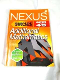 Add Math SPM Nexus Form 4 & 5
