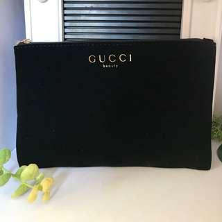 100% Authentic Gucci Make up Pouch