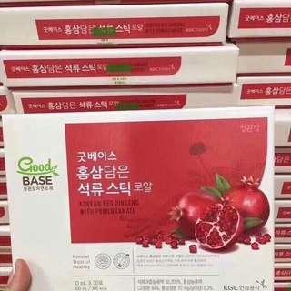🚚 韓國送禮最搶手紅石榴濃縮液