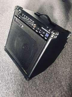 Ibanez SoundWave 35 Bass amplifier