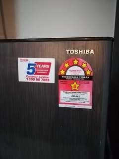 Toshiba GR-S165 140LITER FRIDGE