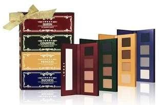 Lorac the royal eyeshadow collection