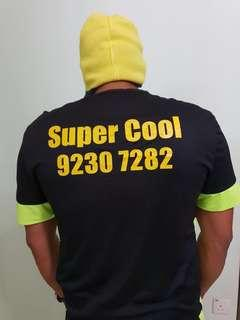 SUPER COOL *PROMOTION* for Aircon Service
