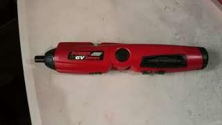 Screwdriver electric AA battery
