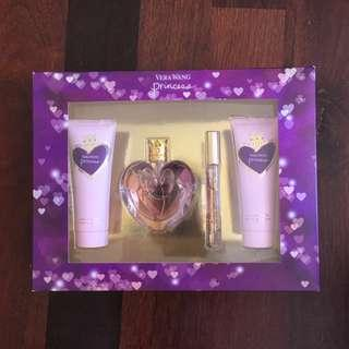Vera Wang Princess Complete Perfume Set