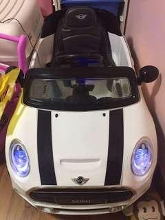 🚚 Mini Cooper remote control toy car