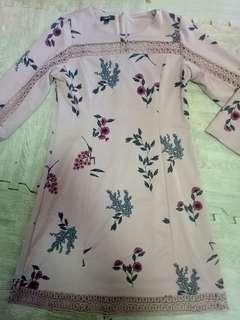 a/x dress fits medium to large