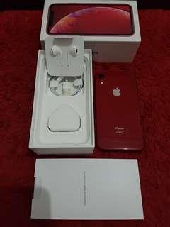 Iphone Xr Red 128GB Dual Sim
