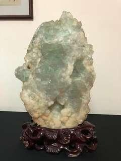 Big piece of Crystal Fluorite