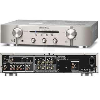 MARANTZ PM6006  STEREO INTEGRATED AMPLIFIER WITH BUILT IN DAC (AWARD WINNING MODEL) PAYMENT AFTER DELIVERY