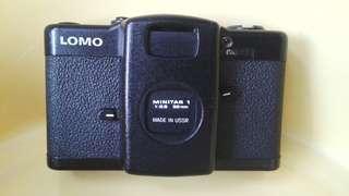 Lomo Lc -A相機 正宗蘇聯制造
