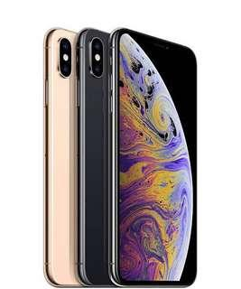 New iPhone XS Max 512gb (Pre-order)