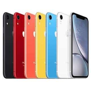 New iPhone XR 256GB (Pre-order)