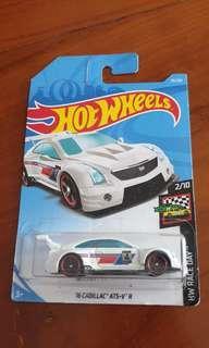 Hotwheels Cadillac ats v r