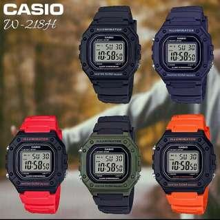 Casio Casual Watches! Instocks!! 5 colors!! BN w box!!