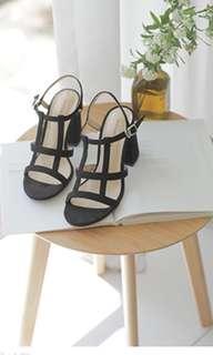 🚚 W style高跟涼鞋