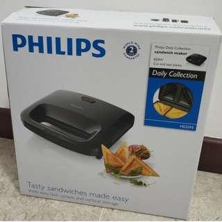Philips Sandwich Maker HD2393 - Price Negotiable.