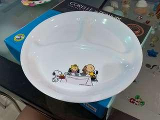 BN Peanuts Corelle Plate