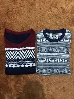 50ribu Dapat 2 Sweater!