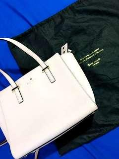 Authentic Kate Spade Leather Bag with sling